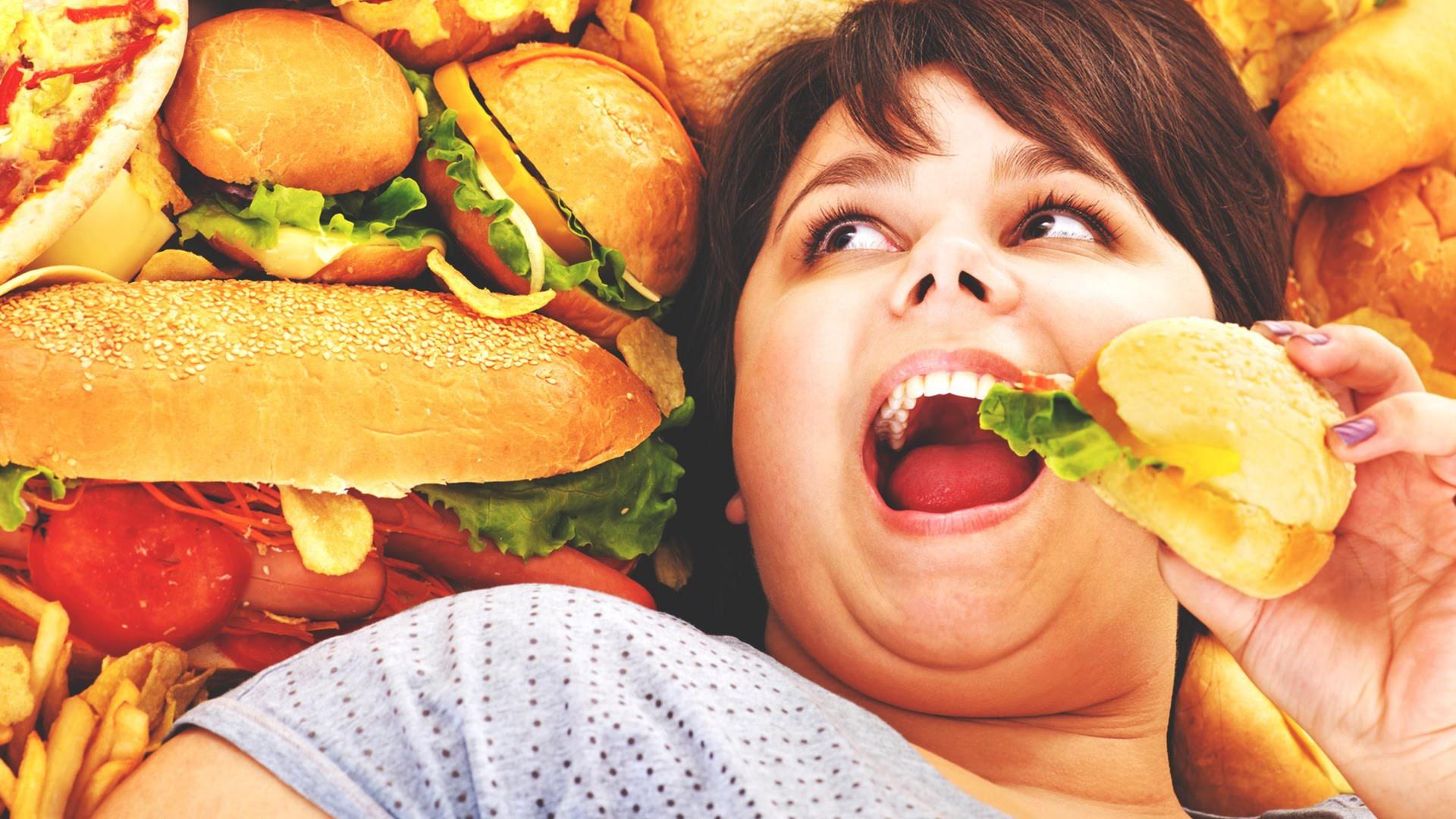 Срыв диеты