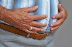 Избыточный вес как причина геморроя