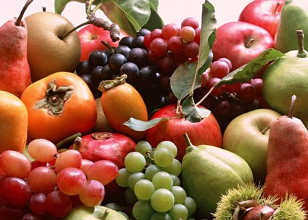 Фрукты источники большого количества витаминов!