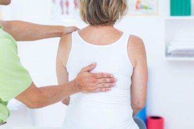 Лечение грыжа Шморля грудного отдела позвоночника