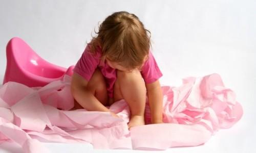 Проблема запоров у детей