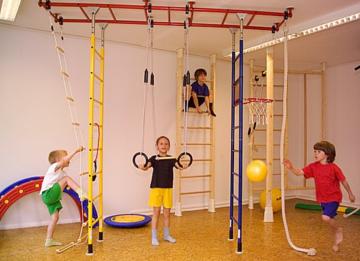 Какой спортивный комплекс подойдет вашему ребенку