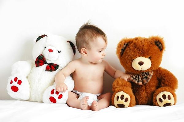 Мягкие игрушки в жизни ребенка