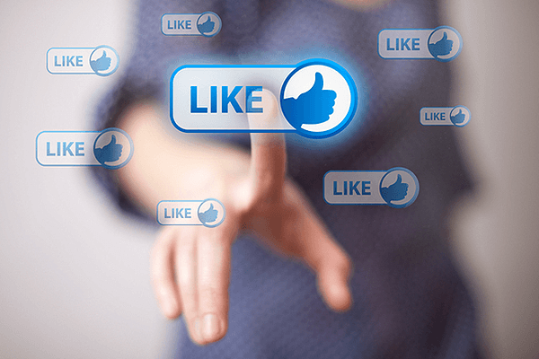 Заказать накрутку лайков в соцсети
