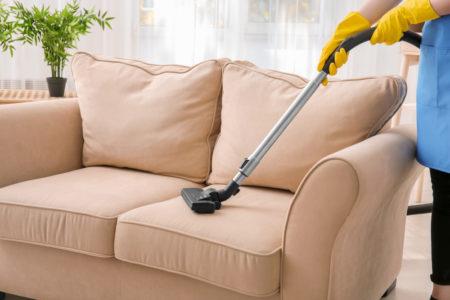 Особенности проведения химчистки мягкой мебели